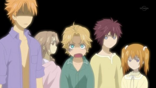 The Night Class without Kaname