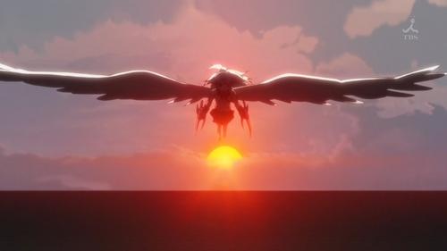 angel (tachibana kanade) from angel beats LOL