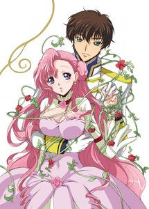 Suzaku and Euphy ^_^