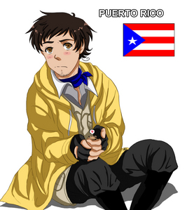 I'm Puerto Rican! Mess with my рис, райс and I'll go crazy on you!