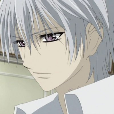 This is ZERO KIRYU from Vampire Knight!! (he is so hot!)