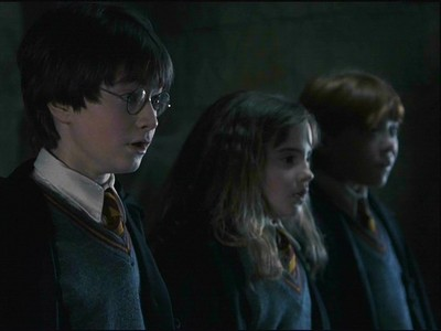 The Golden Trio in there first taon