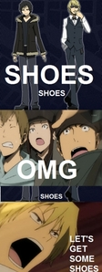 whatisthisIdon'teven... DURARARA YOU SO FUNNY