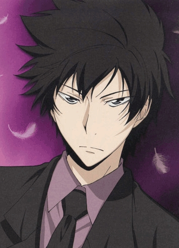 My inayopendelewa character is Hibari Kyoya from Katekyo hitman reborn! i like his tagline : I will bite wewe to death