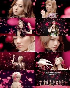 Screencaps of every member