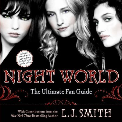 Yes! I tình yêu Night World! I bought it when I was looking through the Twilight sách at the bookstore. I think that the cây anh túc, thuốc phiện and James story is my favorite.
