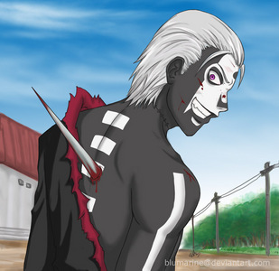 I would name him Hidan. So dear and innocent.