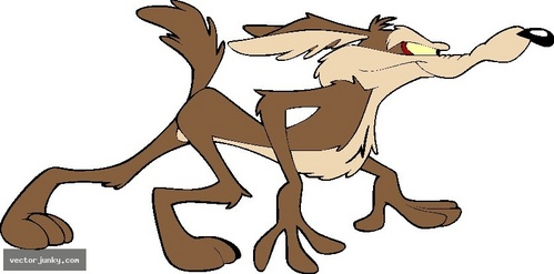 Wile is mine. I always felt sorry for him. I was hoping one دن he would catch that damn road runner.