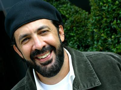 Juan Luis Guerra. He's awesome! He sings bachata and salsa. :3