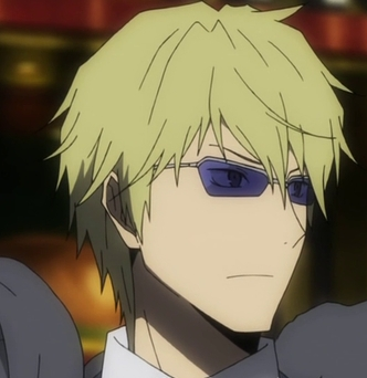 SHIZUO, SHIZUO, SHIZUO, SHIZUO, SHIZUO, SHIZUO, SHIZUO, <b>SHIZUO!!!</b> I would spend the rest of my life with this man. ;_; <i>Why does he have to be not real?</i>