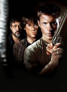 My Favorit TV Zeigen of all is [I]Supernatural[/I], of course.