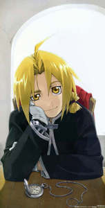 that was pretty cool and fma is one of the best animes ever your friend has good talent
