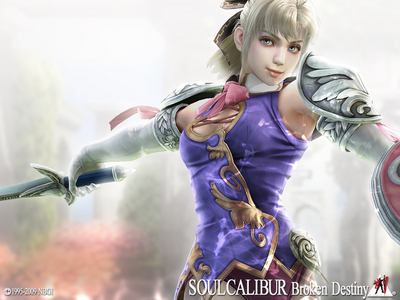 Yes so many times I've literally had a crush on tons of fictional characters. I always have at least one crush in a video game,comic,cartoon,live tv shows,anime and other types of media. One of my crushes would be Cassandra from Soul calibur