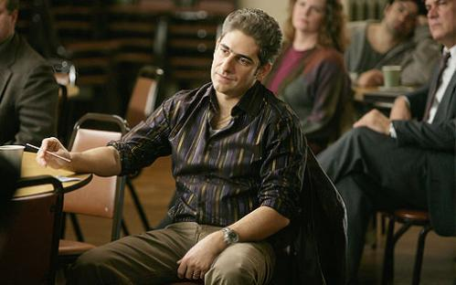Honestly I still do...Christopher Moltisanti from The Sopranos is sooo hot to me.
