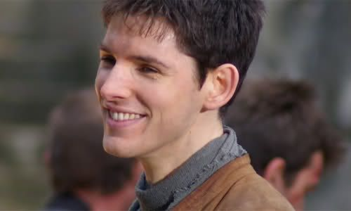 For me, the cutest actor I've ever seen is Colin Morgan! He's adorable. :)