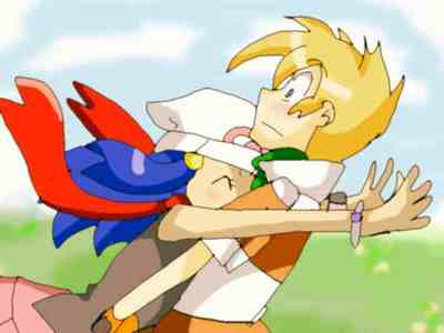 """I would flip out and say """"WTF! Can I have a pokemon?"""" If its Ash from pokemon but it's Barry (jun) from pokemon I would hug him soo much! Because hes my お気に入り cartoon charcter! And maybe キッス barry and make him stay........FOREVER.... o_o.... Sorry had a bit of FANGIRLITTIS!!!!!!"""