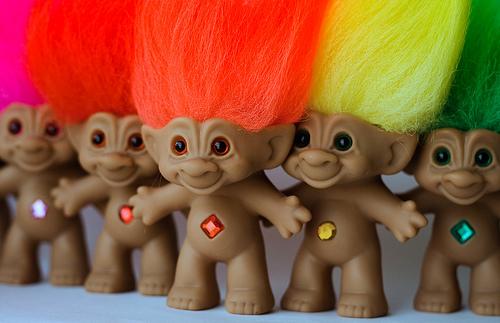 These dolls...o.o