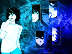 yes, i'm going as L lawliet from death note
