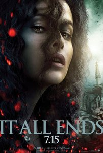 Death Eater: Bellatrix of course, Cinta her. kegemaran character in general Order: Nymphadora