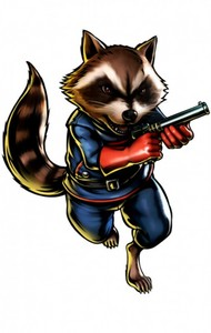 I like rockets... and raccoons.