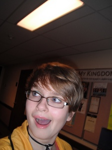 ... this is me... i was hyper... I SWEAR TO GOD I'M ATTRACTIVE SOME OF THE TIME!!!