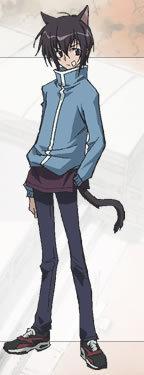 Here is Ritsuka from Loveless.