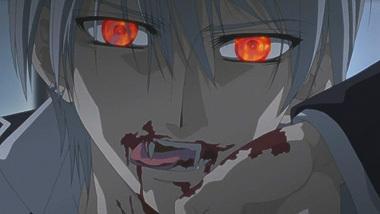 zero kiryu from vampire knight
