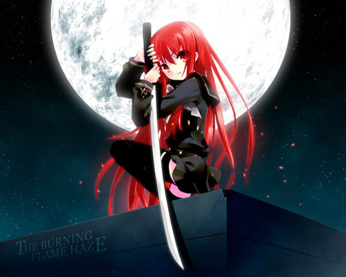 Anime Characters Using Sword : Post an anime character with a swords claws or numchaku