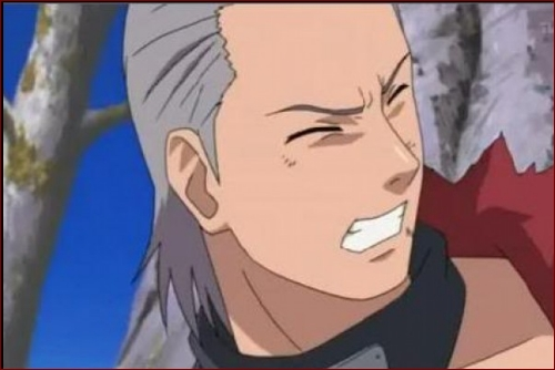 Obvious answer is obvious. Hidan.