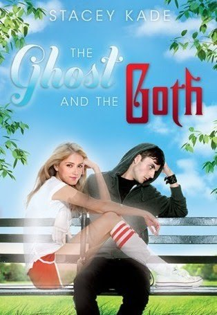 The ghost and the goth :3