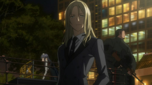 Gai From Guilty Crown <3 <3