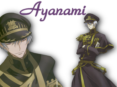 I like Ayanami fro 07 Ghost:) sure he is evil but I still like him:P