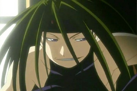 Green, so here's Envy! :D