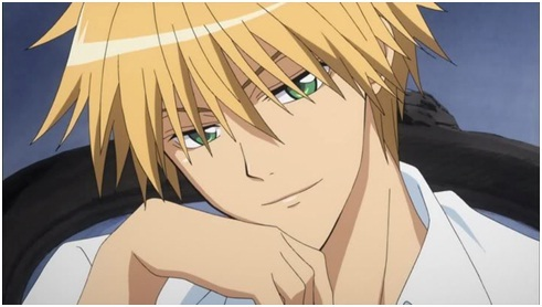 Usui (Although I was thinking of someone else too).