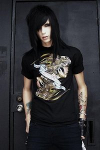 Andy Sixx.....& nobody from real life.