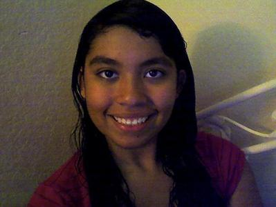 I took this during the summer but yeah.....this is me....heh ^^ note: Yeah..my smile is nerdy...DEAL with it lol