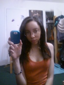 I guess.. Here's me. Or this one http://www.fanpop.com/fans/cassie-1-2-3/gallery/image/2748041/horrible-webcam-photo