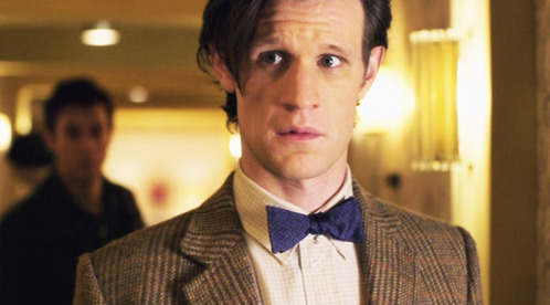 Matt Smith.