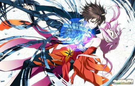 Here my suggestion Anime: Fate/Zero Angel Beats! Code Geass Guilty Crown Manga: Gakuen Alice Vampire Knight Seiyuu ka!