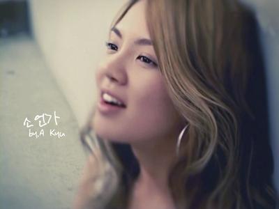 I think she looks like Song Hye Kyo :)