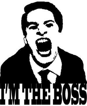 None. Like a boss.