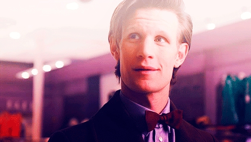 I believe in The Doctor, so yes, aliens (even Time Lord humanoid aliens) exist to me x]