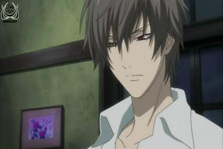 here it is Shinrei Tantei Yakumo