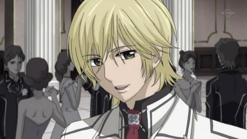 Takuma Ichijou- Vampire Knight