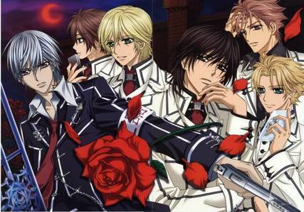 the vampire knight boy vampires