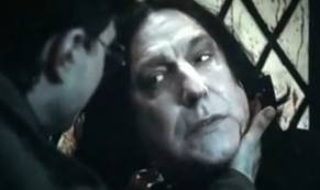 I cried most for Severus Snape than anyone else.