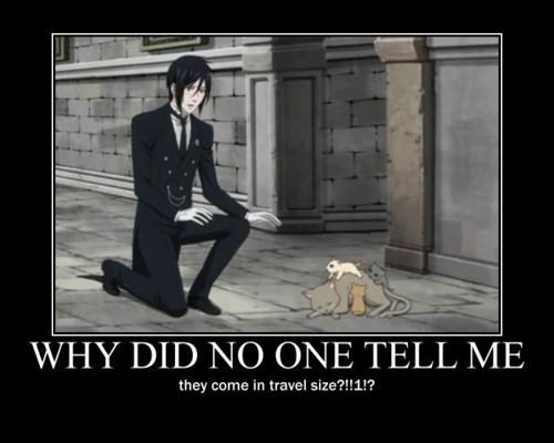 I Know Sebastian does. XD