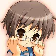 Yuki Nagato :)