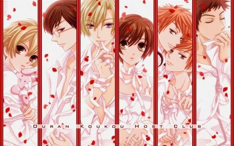 Ouran High School Host Club ( my fav عملی حکمت is Tokyo Mew Mew but this one is the coolest that i've ever wached ^^ )
