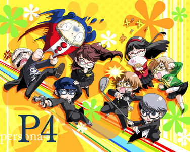 I would have to say Persona 4. :) The protagonist is soo hot.